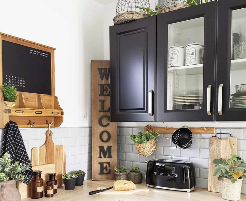 Cuisine Campagne Chic 15 Idees Deco A Imiter Kozikaza