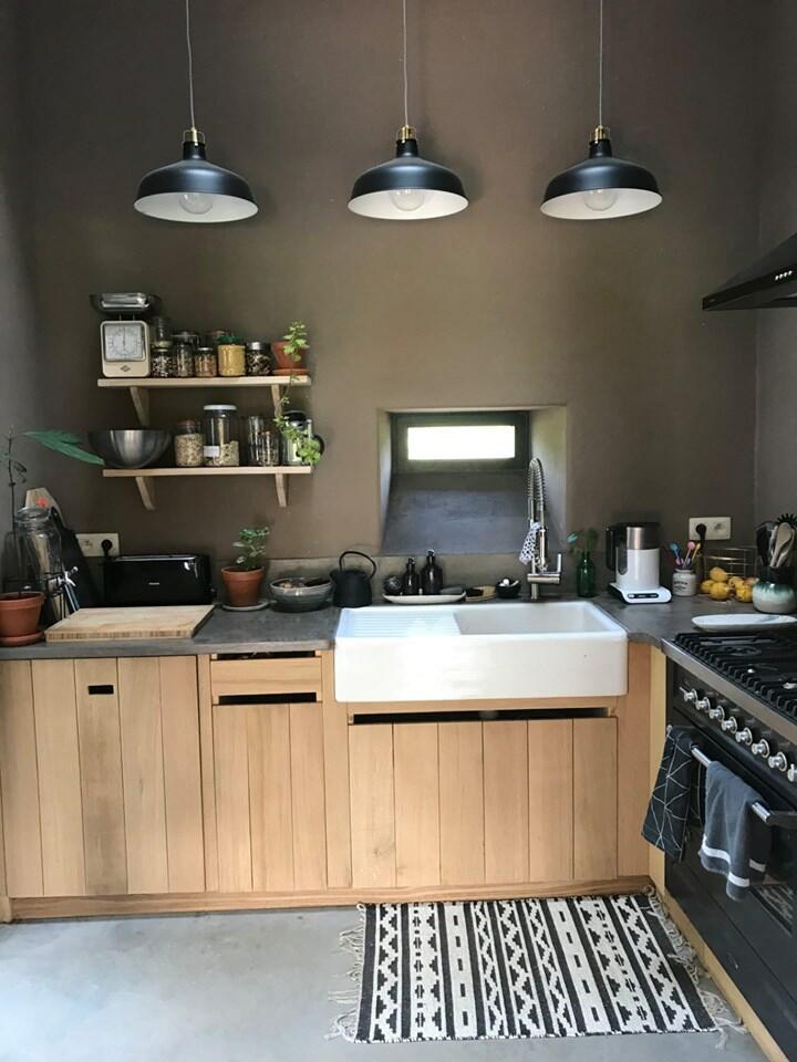 Cuisine-evier-blanc-meubles-bois-style-nature