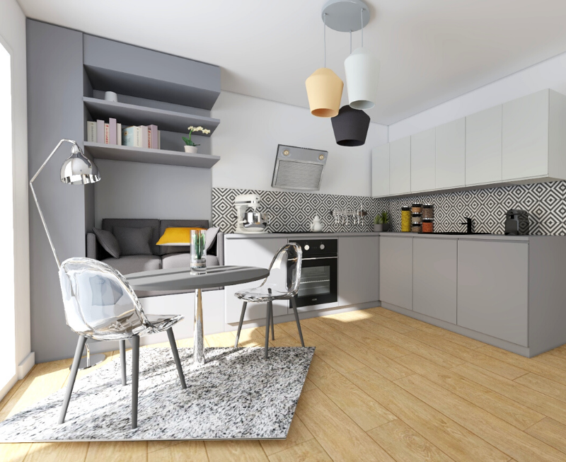 10 aménagements de cuisines en L