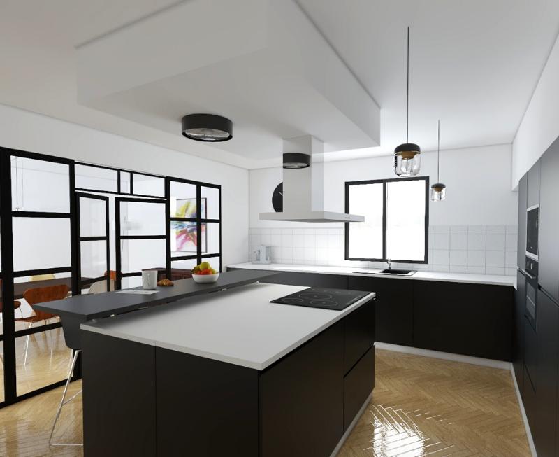 Amenager une cuisine semi-ouverte : nos 10 conseils