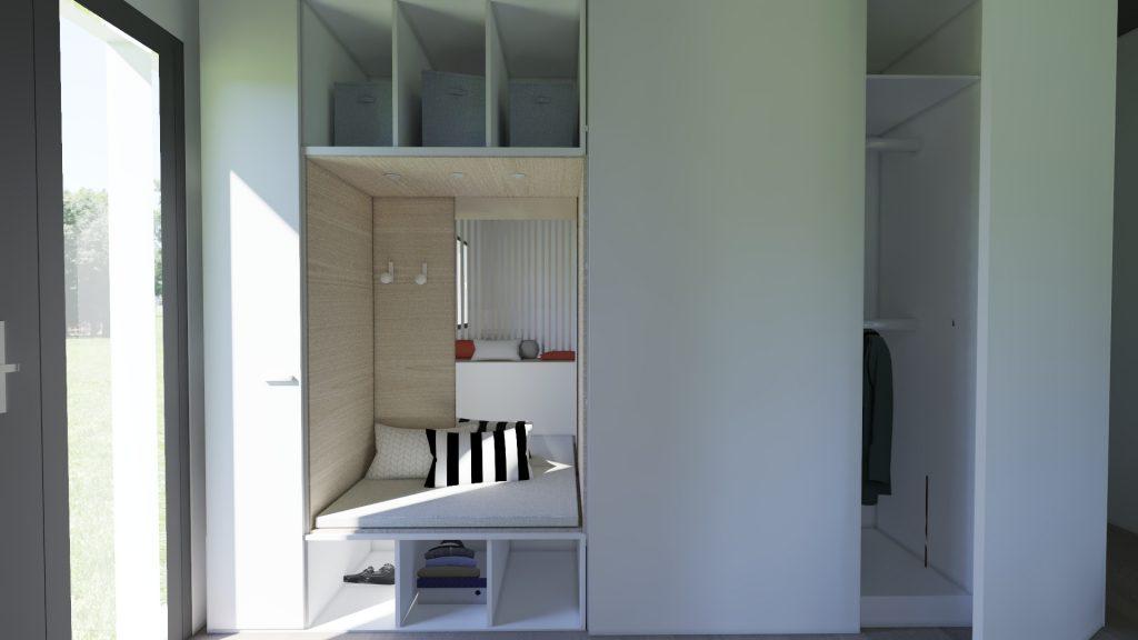 Dressing-blanc-et-bois-avec-niche-dans-une-entrée-1_xs