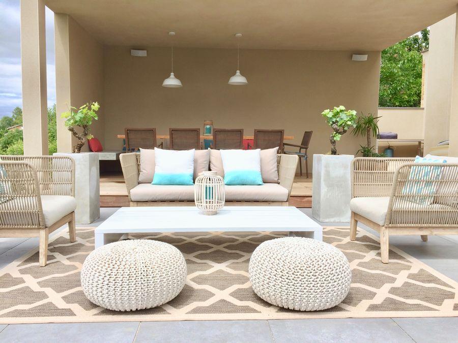salon de jardin moderne terrasse design